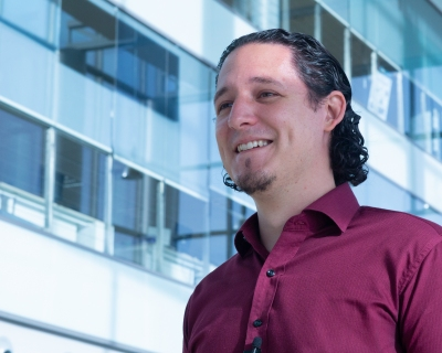 Rubén Darío Costa Riquelme, 2020 FPdGi Scientific Research Award