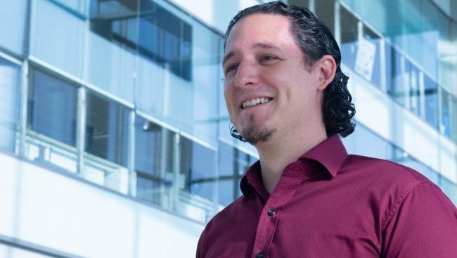 Valencian chemist Rubén Darío Costa Riquelme, FPdGi ScientificResearch Award