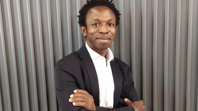 Founder of the NGO NASCO Feeding Minds, Ousman Umar, 2021 Princess of Girona Foundation Social Award